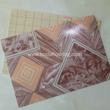 Wooden design PVC flooring In Rolls